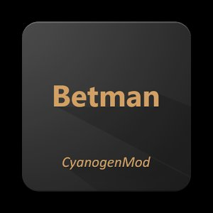 Betman Theme for CM1312.x