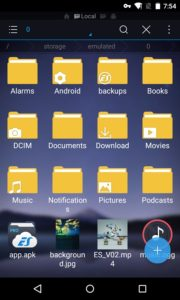 ES File ExplorerManager PRO apk free