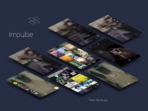 Impulse Music Player Pro apk app