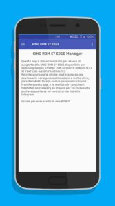 KING ROM S7 EDGE android free
