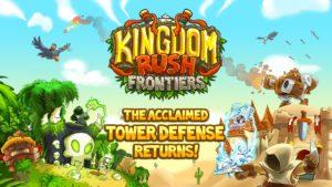 Kingdom Rush Frontiers apk free
