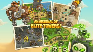 Kingdom Rush Frontiers android free