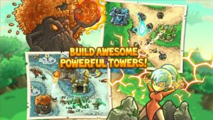 Kingdom Rush Origins android free
