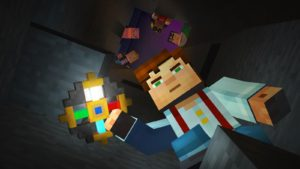 Minecraft Story Mode apk