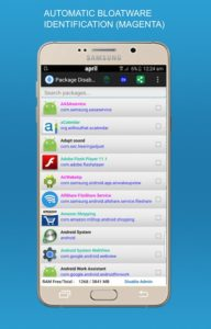 Package Disabler Pro (Samsung) apk free