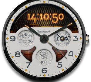 STEAMPUNK Watch Face