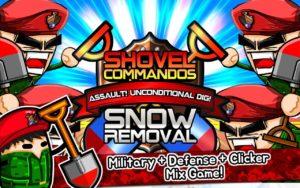 Shovel commandos 2 clicker apk