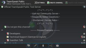 TeamSpeak 3 apk