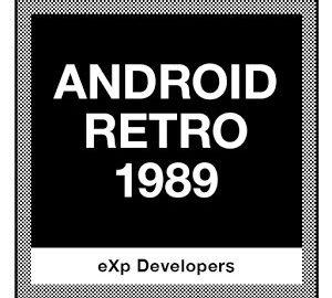 eXp Retro Android 1989 Theme