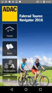 ADAC Fahrrad Touren 2016 apk