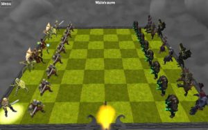 Chess 3D android free