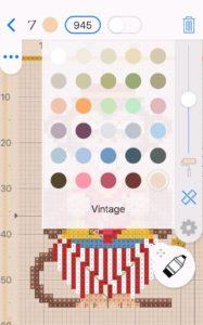 Cross Stitch Saga needlepoint android free