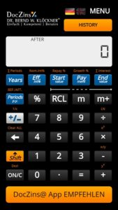 DocZins% FinancialCalculator apk