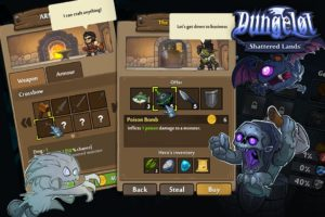 Dungelot Shattered Lands android