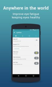 EyeFilter Bluelight android free