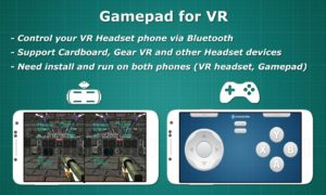 Gamepad for VR apk free