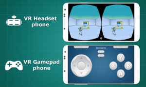 Gamepad for VR android free