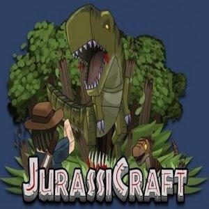 Jurassic Craft Blocks Game