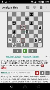 Komodo 10 Chess Engine apk free