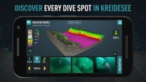 Kreidesee Scuba by Ocean Maps apk