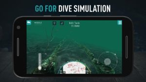 Kreidesee Scuba by Ocean Maps android