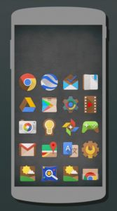 LeatherEx Icon Pack android