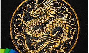 Luxury Theme Golden Dragon