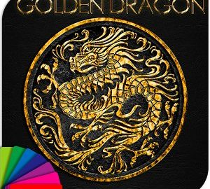 Luxury Theme Golden Dragon
