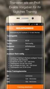 MOUNTAINBIKE Trainer android free