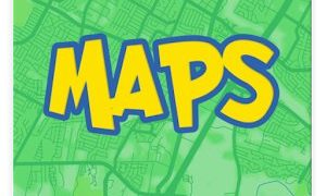 Maps for Pokemon Go