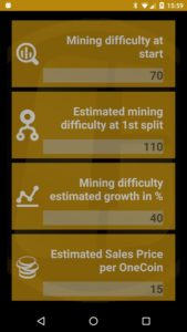 Mining Calculator android