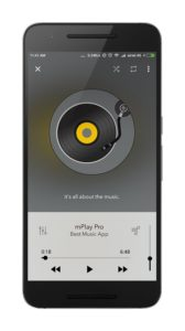 Music Player - mPlay Pro android free
