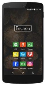 Rectron Icon Pack android