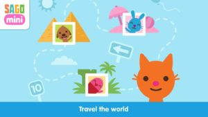Sago Mini Road Trip apk free