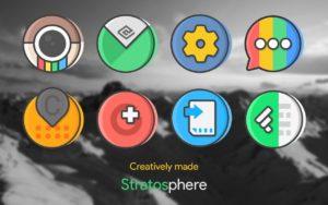 Stratos Icon Pack apk free
