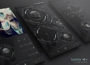SyStEm HEx for KLWP android