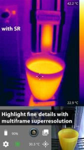 Thermal Camera+ for Flir One android free