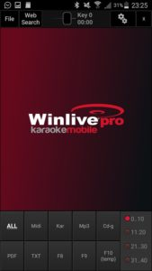 Winlive Pro Karaoke Mobile android free