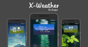 X-Weather Zooper apk free