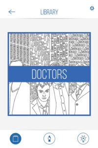 BBC Colouring Doctor Who apk free
