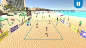 Beach Volleyball 2016 android free