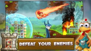 CRAZY CHICKEN strikes back apk free