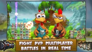 CRAZY CHICKEN strikes back android free