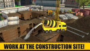 City Construction Sim 3D Full apk free