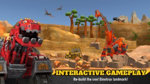 DINOTRUX android free