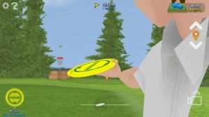 Disc Golf Game android free