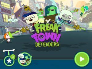 Freaktown Defenders apk free