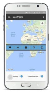 GeoWhere Fake Location Spoofer android free