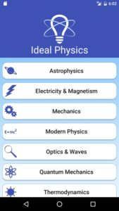 Ideal Physics apk free
