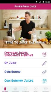 Jason's Funky Fresh Juice App apk free